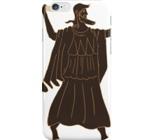 Zeus, Greek God iPhone Case/Skin