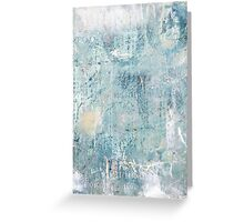 Mist and Found Greeting Card