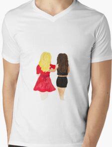 A Lifelong Friendship Mens V-Neck T-Shirt