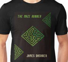 The Maze Runner Book Cover Unisex T-Shirt