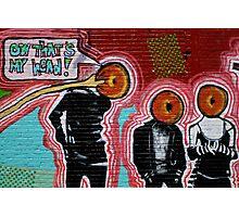 Donut Heads Brooklyn Photographic Print