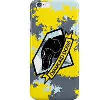 Diamond Dogs Phone Case - Show Your Support for Mother Base! iPhone Case/Skin