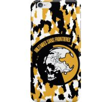 Metal Gear Solid MSF Phone Case - Unqiue & One of a Kind iPhone Case/Skin