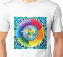 Sirius dolpin color scheme 2 Unisex T-Shirt