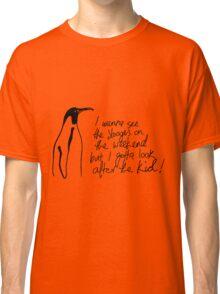 Penguin Rocker Classic T-Shirt