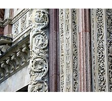 Siena Cathedral 1 Photographic Print