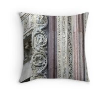 Siena Cathedral 1 Throw Pillow