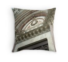 Siena Cathedral 2 Throw Pillow