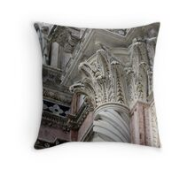 Siena Cathedral 3 Throw Pillow