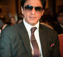 Shahrukh Khan by Aziz Dhamani
