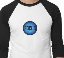 Focus Men's Baseball ¾ T-Shirt