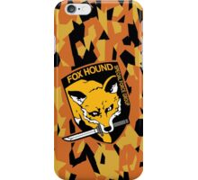 FOXHOUND Phone Case - Show your Support for FOXHOUND SPECIAL FORCE GROUP iPhone Case/Skin