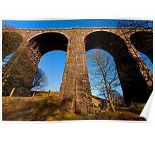 Dent Viaduct  Poster