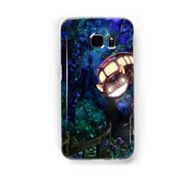 Catbus in the night Samsung Galaxy Case/Skin