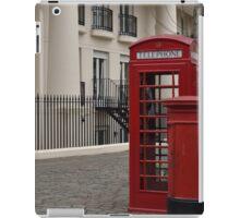 London booth iPad Case/Skin