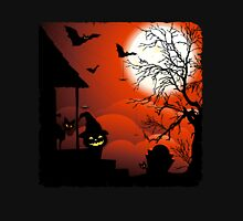 Halloween on Bloody Moonlight Nightmare Unisex T-Shirt