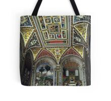 Siena Cathedral Interior 1 Tote Bag