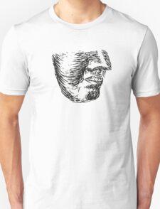 """""""Chin"""" Illustation T-Shirt"""
