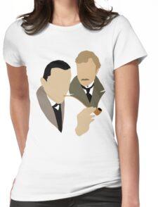 Sherlock - Brett 'n Burke Womens Fitted T-Shirt