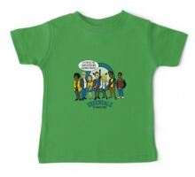 Greendale the Animated Series Baby Tee