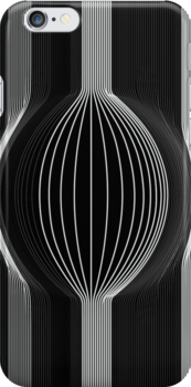 Almost Vasarely by Rene Juan de la Cruz