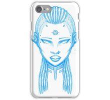 Black Power iPhone Case/Skin