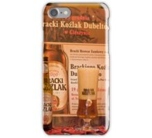 Offers good beer!!! iPhone Case/Skin