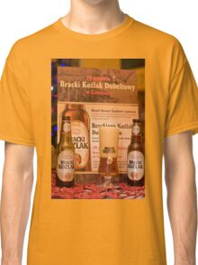 Offers good beer!!! Classic T-Shirt