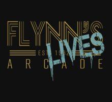 Flynn's Lives by johnbjwilson