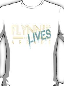 Flynn's Lives T-Shirt