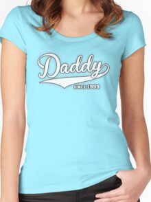 Daddy Since 1999 Women's Fitted Scoop T-Shirt