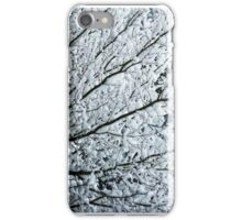 snow  in vancouver iPhone Case/Skin