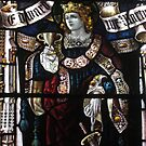 Stained Glass (1), Lady St Mary Parish Church, Wareham by MagsWilliamson