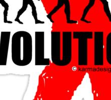 REVOLUTION 2 Sticker