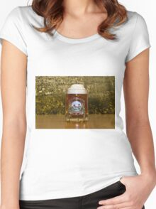 BEER IV Women's Fitted Scoop T-Shirt