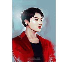 BTS Jungkook 05 Photographic Print