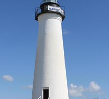 Port Isabel Lighthouse by Norma Jean Lipert
