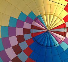 Parachute Tent by gr8erAchilles