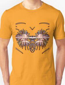 Fireworks Heart T-Shirt