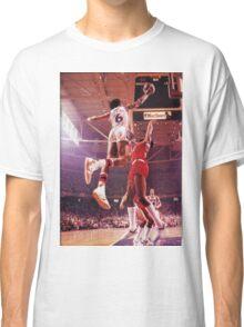 Dr. J slam dunk Classic T-Shirt