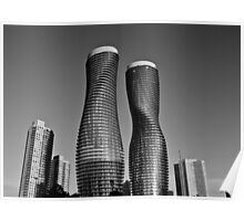 Absolute World Towers Poster