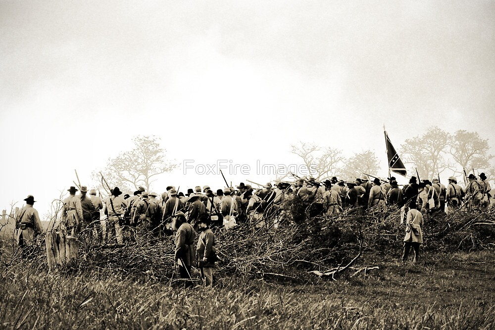 The Battle of Fort Sanders by FoxFire Images