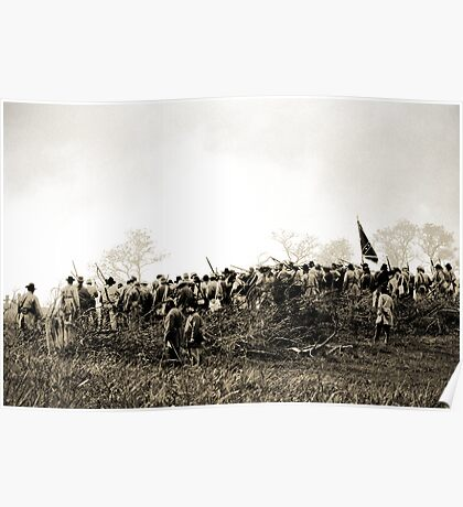 The Battle of Fort Sanders Poster