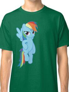 Rainbow Dash - Flying Classic T-Shirt