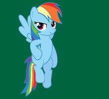 Rainbow Dash - Flying Unisex T-Shirt