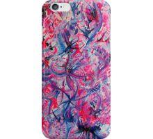 Virus abstract iPhone Case/Skin