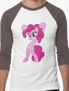 """Pinkie Pie - """"Watch Out!"""" Men's Baseball ¾ T-Shirt"""