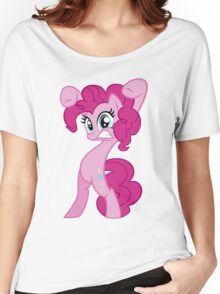 "Pinkie Pie - ""Watch Out!"" Women's Relaxed Fit T-Shirt"