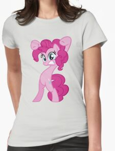 "Pinkie Pie - ""Watch Out!"" Womens Fitted T-Shirt"
