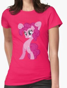 """Pinkie Pie - """"Watch Out!"""" Womens Fitted T-Shirt"""